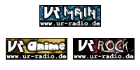 UR-Radio Toolbar