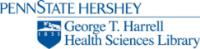 GT Harrell Health Sciences Library Toolbar
