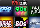 Muziic IR App