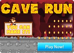 CAVE RUN App