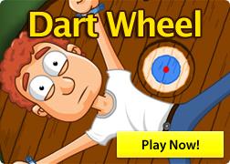 Dart Wheel App